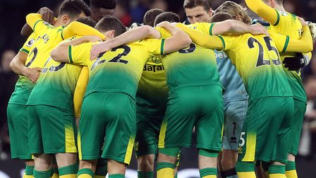 Norwich City's players have signed up to collective action with their Premier League colleagues to s