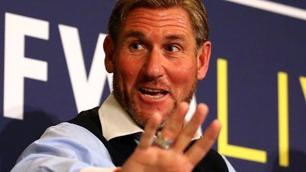 Former Crystal Palace owner Simon Jordan Picture: PA