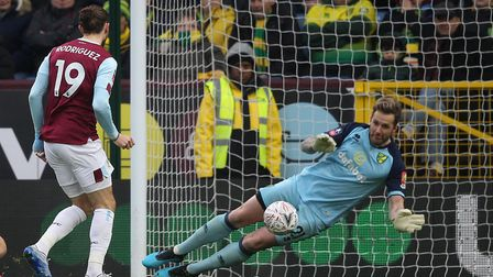 Ralf Fahrmann has revealed why he decided to cut his Norwich City spell short. Picture: Paul Chester