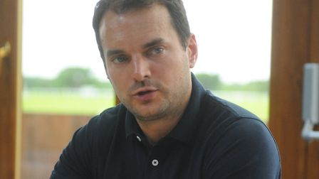 Norwich City's sporting director Stuart Webber is striving to ensure the club can handle the footbal