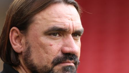 Norwich head coach Daniel Farke says no lives should be put at risk by football Picture: Paul Cheste