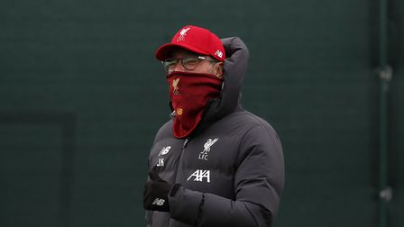 Liverpool manager Jurgen Klopp - the champions-elect are said to have been quiet in Premier League m