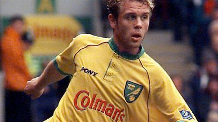 Compatriot Cedric Anselin was a big help to Jean-Yves de Blasiis at Norwich City Picture: Archant
