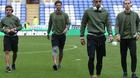 Norwich City quartet Max Aarons, Jamal Lewis, Ben Godfrey and Todd Cantwell have all seized their ch