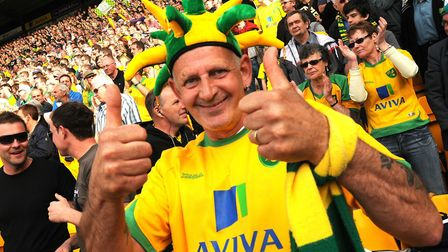 Thumbs up, City! Picture: Archant