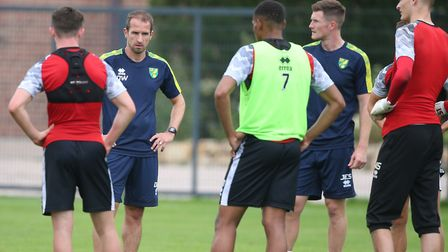 Norwich City Under-23s coach David Wright insists the culture at the club has changed since Stuart W