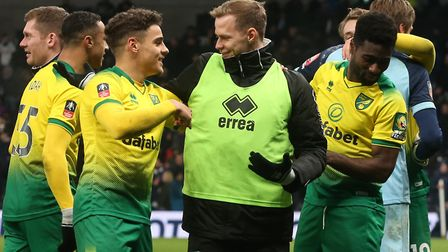 Norwich City's players will have health concerns which must be satisfied before they can start train
