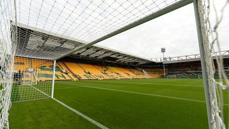 Carrow Road - currently closed for normal business Picture: Richard Blaxall/Focus Images Ltd