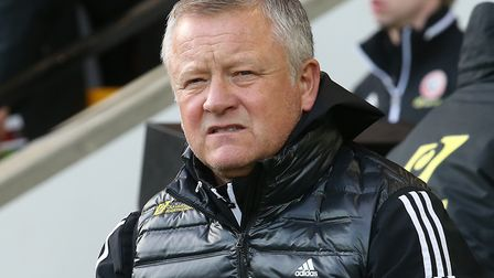 Sheffield United manager Chris Wilder believes there is a way forward to finishing the current seaso