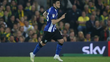 Fernando Forestieri earned the appreciation of the Carrow Road crowd with his long-range effort for