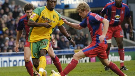 Dickson Etuhu has been banned for five years in Sweden for match fixing Picture: Archant