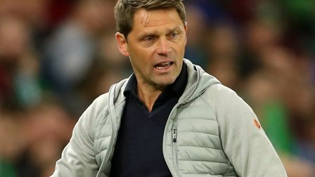 Luxembourg manager Luc Holtz has worked with Norwich City's incoming attacker Danel Sinani since the