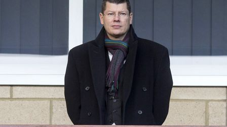 Fomer Norwich City chief executive Neil Doncaster Picture: PA