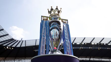 The big prize - the Premier League trophy - but what fate awaits clubs because of the coronavirus pa