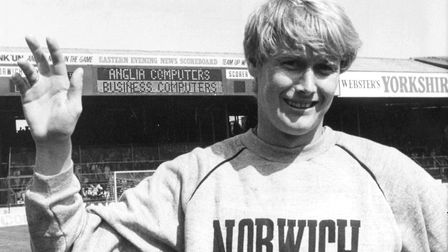 Aage Hareide spent two years with the Canaries in the 1980s Picture: Archant