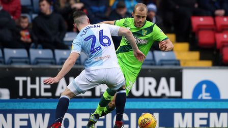 The Irish international was impressed with Pukki's ability and movement. Picture: Paul Chesterton/Fo