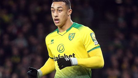 Adam Idah can be a big player for the Republic of Ireland and Norwich City if he continues his devel