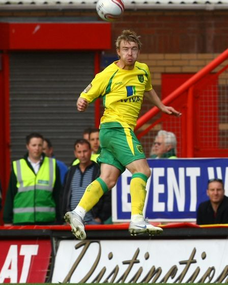 Bristol - Saturday October 2nd, 2010: Stephen Smith of Norwich in action during the Npower Champions