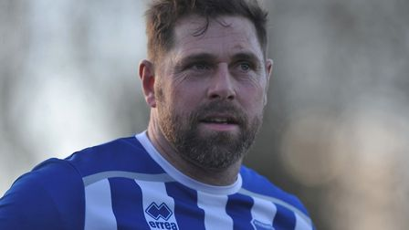 Canaries legend Grant Holt has still been playing this season at the age of 39, playing locally for