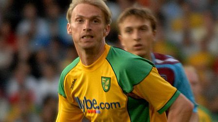 Luke Chadwick has labelled Norwich City a 'magnificent' club despite his own injury-hit spell Pictur