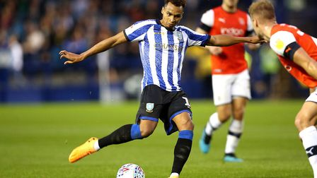 Jacob Murphy has been on loan at Championship side Sheffield Wednesday from Newcastle this season Pi