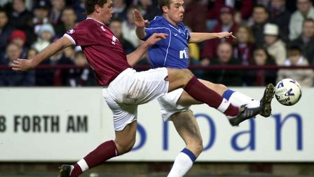Barry Ferguson was a driving force in a successful Rangers era for Norwich City midfielder Kenny McL