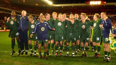 The 2004 title-winning vintage Picture: Archant