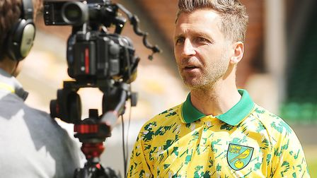 Norwich City legend Darren Eadie has been speaking about football's suspension due to the coronaviru