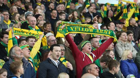 Norwich City have announced refunds for supporters for all 2019-20 matches Picture: Paul Chesterton/