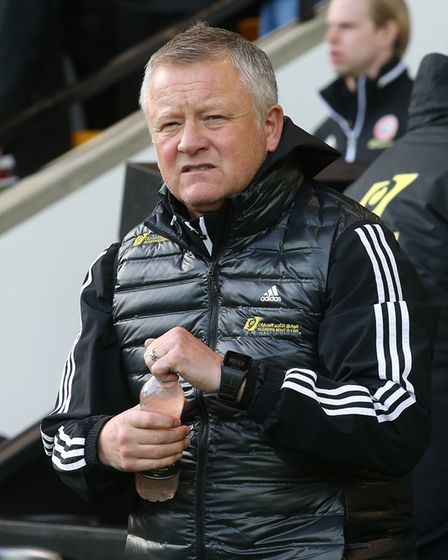 Chris Wilder's Sheffield United were tipped to struggle... Picture: Paul Chesterton/Focus Images Ltd