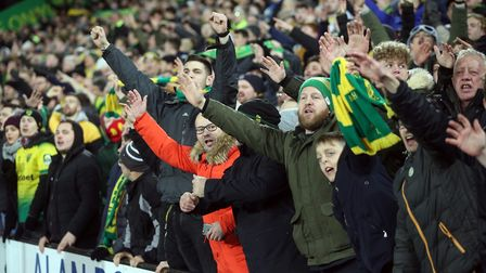 Norwich City fans have been given three options for their 2019-20 rebates Picture: Paul Chesterton/F