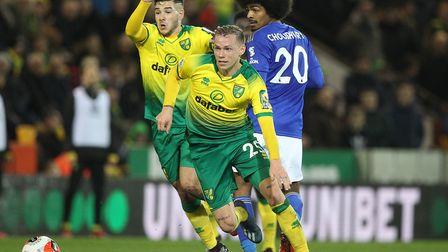 City's last Carrow Road game was a 1-0 win over Leicester on February 28 Picture: Paul Chesterton/Fo