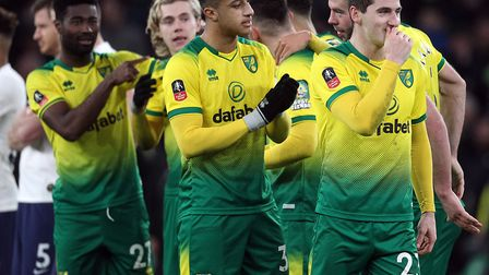 Norwich City's players could make an initial return to team training next week Picture: Paul Chester