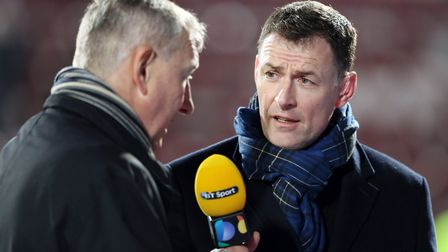 Former Norwich City striker Chris Sutton Picture: Andrew Milligan/PA Images