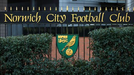 Norwich City do not know when they will next be able to welcome supporters back to Carrow Road Pictu
