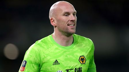 John Ruddy is staying at Wolves Picture: PA