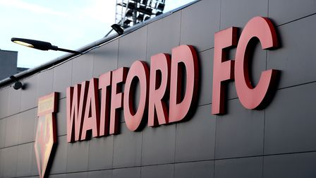 A Watford player and two members of staff have tested positive for coronavirus, the Premier League c