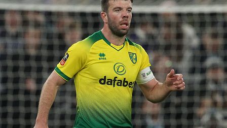 Grant Hanley had overcome his injury problems prior to football's suspension Picture: Paul Chesterto