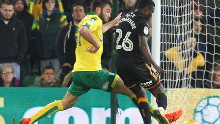 Grant Hanley has been with Norwich City almost three years but injuries have restricted him to 62 ap