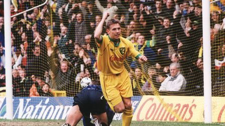 Craig Bellamy started his career at Norwich City Picture: Archant library
