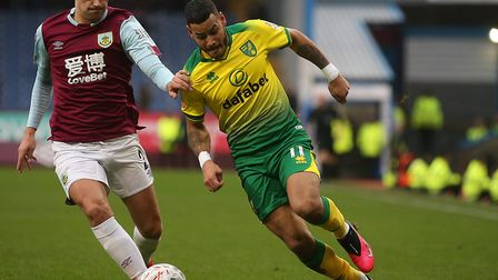 Onel Hernandez was ruled out for eight weeks after knee surgery in February Picture: Paul Chesterton