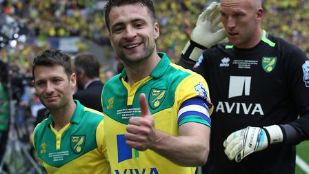 Thumbs up from Russell Martin Picture: Paul Chesterton/Focus Images Ltd