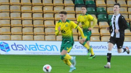 A hat-trick against Newcastle U18s in the FA Youth Cup put Josh Martin's name on the Norwich City ma