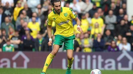 Mario Vrancic - clean and tidy, according to Jamal Lewis Picture: Paul Chesterton/Focus Images Ltd