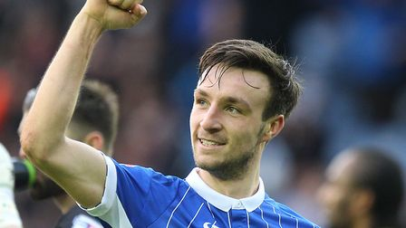Sheffield Wednesday left-back Morgan Fox has been linked with a switch to Norwich City. Picture: Pau