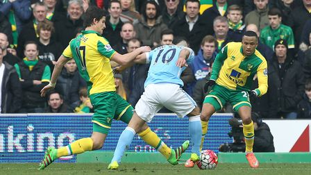 Klose impressed in the Premier League after joining City from Wolfsburg in the January of that seaso
