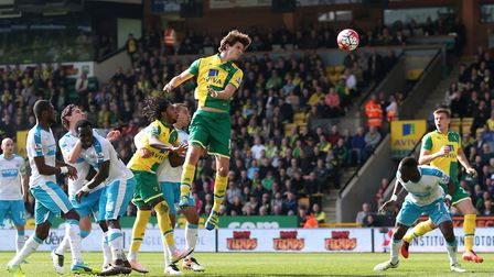 Klose has scored once in the Premier League for Norwich, against Newcastle United. Picture: Paul Che