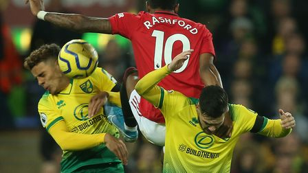 Manchester United and England forward Marcus Rashford has been too hot to handle in both Premier Lea