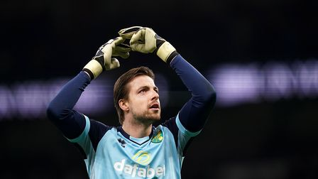 Tim Krul's experience will be invaluable to Norwich City when the Premier League restarts later this
