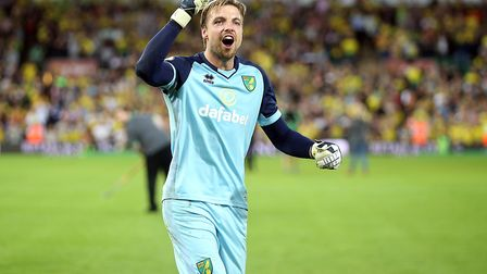 Krul's leadership is a quality City need to exploit in their quest to stay in the top flight. Pictur